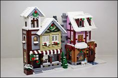 Winter Village Modular