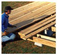 Free Deck Plans