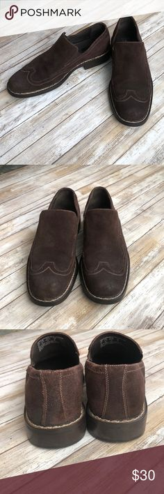 f29f937ff8766 Men s Hush Puppies Loafers Brown suede Men s Hush Puppies loafers. Worn  maybe 2x. Size