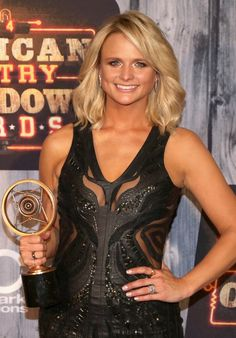 Miranda Lambert Photos: American Country Countdown Awards Press Room
