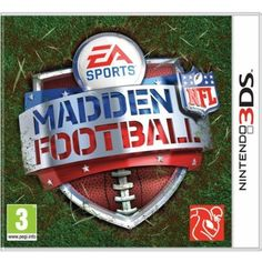 Madden NFL Football for the Nintendo brings your favorite NFL teams to life like never before, in graphics. The action jumps off the screen as you compete in traditional games or high-flying Best Kids Watches, Cool Watches, Nintendo 3ds, Nintendo Switch, Madden Nfl, Ds Games, Ea Sports, Nfl Season, Latest Games