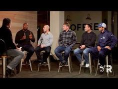 Leading up to the Seattle Seahawks 2014 playoff run, Pastor Mark Driscoll sat down with a few of the players and one of the coaches to talk about their faith in Jesus Christ and how it intersects with life on and off the football field. Who Is Jesus, Jesus Loves You, Names Of Jesus, Seahawks Players, Mark Driscoll, Russell Wilson, Guard Your Heart, King Of Kings, Pastor