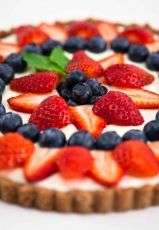 Blendtec Recipe of the Week: Berry Cheese Tart
