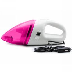 This 12V portable car #vacuum cleaner is the right choice for you. Its compact size and light weight makes it an extremely #handy and useful device for your car. You can comfortably fit it anywhere and use when necessary. This portable car vacuum cleaner sports a white and blue body and For optimum performance, it features a total voltage input of 12V and has a total power consumption of 50W. Powerful suction to clean wet and dry dirt. This car vacuum cleaner can clean out all the wet and…
