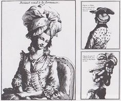 18th century wig illustration - Google Search