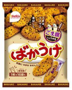 Kuriyama Befco Bakauke Senbei Rice Cracker Snack Takoyaki Mentaiko Made in Japan | eBay