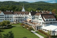 The Sagamore presides over Green Island, a 70-acre private isle in upstate New York's serene Lake George. Only a few hours north of Manhattan in the hamlet of Bolton Landing, the hotel is positioned amid the picturesque Adirondack Mountains. The main building, which opened in 1883, features several verandas where guests can relax and enjoy the lake views. From $349/night for lodge rooms, $599/night for hotel rooms; thesagamore.com