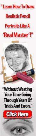 pencil portrait mastery course