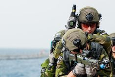 Military Police, Military Uniforms, Swedish Armed Forces, Swedish Army, Weapon, Weapons, Gun, Firearms