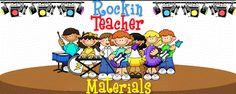 Rockin' Teacher Materials
