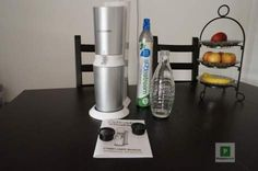 SodaStream Crystal Routine, Vacuums, Home Appliances, Lifestyle, Crystals, Clock, House Appliances, Domestic Appliances, Crystal