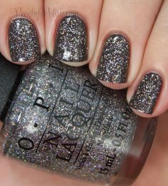 OPI: Fall 2014 Nordic Collection Swatches and Review:  My Voice is a Little Norse