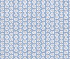 clara fabric by tinyhappy on Spoonflower - custom fabric