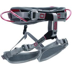 Wild Country Elite Ziplock Men's Harness | Cool, clean and modern, this harness oozes quality, | at www.weighmyrack.com/ #rock #climbing #gear
