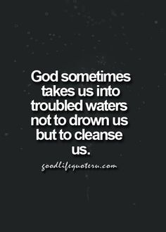 Inspirational Quotes about Strength : QUOTATION - Image : As the quote says - Description This is so true. Trust in God. Life Quotes Love, Faith Quotes, Bible Quotes, Great Quotes, Quotes To Live By, Me Quotes, Motivational Quotes, Inspirational Quotes, Qoutes