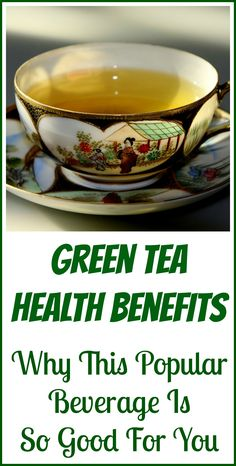 Why green tea is so good for you and the scientific research behind its potential health benefits.