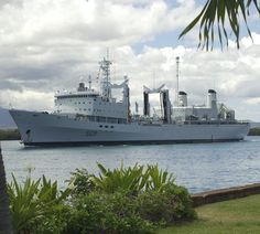 Canadian auxiliary oiler replenishment ship HMCS Protecteur (AOR 509). Royal Canadian Navy, Royal Navy, Navy Day, Us Navy, Navy Ships, Submarines, War Machine, Battleship, Armed Forces