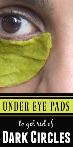 Effective remedy that removes Dark Circles and Under Eye Bags in just one Night - Skin Care - Yorgo Eye Circles, Dark Circles, Nail Bags, Green Tea Bags, Skin Structure, Under Eye Bags, Diy Spa, Clear Skin, First Night