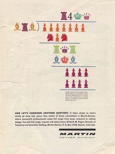 Midcentury science ads