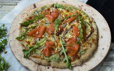PIZZASAUS til å fylle frysaren - Kvardagsmat Creme Fraiche, Frisk, Vegetable Pizza, Chili, Food, Chile, Essen, Meals, Chilis