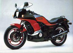 Kawasaki GPz 750 Turbo (ZX750-E1)