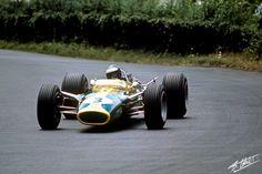 Clark 1967 Germany Lotus 49