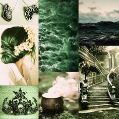 Slytherin aesthetic: perfectly imperfect