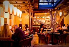A sophisticated yet a social place for all, Asoka Bar on Kloof Street, Cape Town