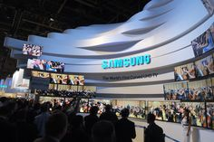 After decades at CES, Samsung is now the undisputed king of the show. | #CES2015 #Samsung #technology