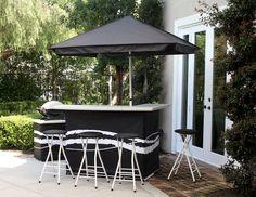 Best Outdoor Bar At Backyard Ideas
