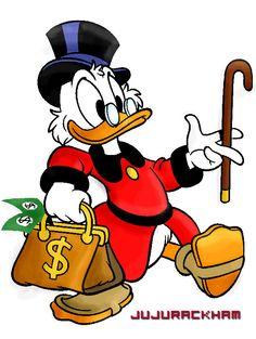 Bitcoin est-il devenu un investissement raisonnable ? Cartoon Disney, Disney Duck, Disney Mickey, Disney Art, Walt Disney World, Mickey Mouse, Duck Cartoon, Classic Cartoon Characters, Classic Cartoons