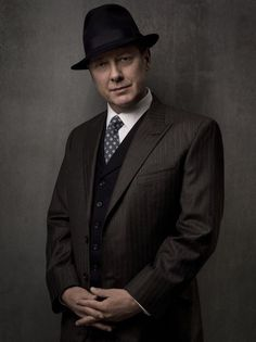 the blacklist season 2 | THE BLACKLIST — Season: 2 — Pictured: James Spader as Raymond ...