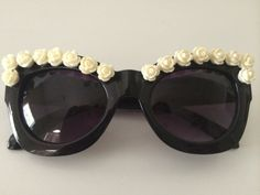 Floral Cay Eye Sunglasses