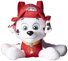 Accessory Innovations Little Boys' Paw Patrol Plush Backpack *** You can find out more details at the link of the image.