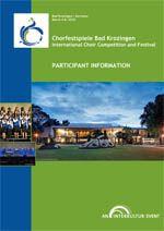 Participant Information - INTERKULTUR: interkultur.com
