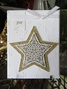 Stampin' with Kathryn: #tgifc30 - White Christmas
