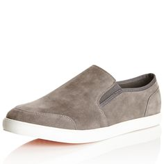 7567MCAS - Rivers Australia. Conroy Casual Slip-On  NOW $27.00 (24.12.15) (WAS $45.00) (19 Jan 16 = $22.50).7567MCAS in Charcoal  Elastic panels allows for ease of entry and movement. Padded inner sole for adddtional comfort.  MATERIAL(S):  SIZE CHART  RETURNS AVAILABLE IN: 7, 8, 9, 10, 11, 12. Rivers, Women's Accessories, Size Chart, Charcoal, Footwear, Slip On, Australia, Clothes For Women, Sneakers