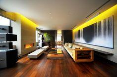 4,434 sq. ft. condo in the prestigious Minami-Azabu district of Minato-ku, Tokyo.