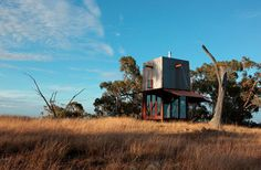 'mudgee permanent camping' dwelling by casey brown architecture  ok,faccio le valigie..