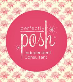 Floral PPIC icon for Perfectly Posh Consultant.