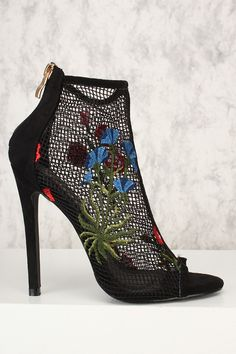 21f52117b4d Walk around town in these stylish heels. The featuring includes a bold  color with a