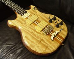 "Alembic Stanley Clarke Signature ""Inside Out"" ....    via Bass Central"