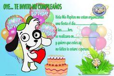 Invitaciones De Cumpleaños De Animales Para Regalar 9  en HD Gratis