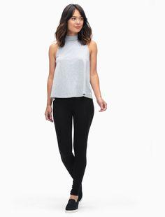 $58 Slim Stretch Full Length Legging