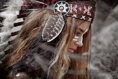 Shaman Mantra Music And Angels Singing - Spiritual Meditation Music For Cleansing & Positivity Mantra, Bohemian Soul, Wild Spirit, Animal Totems, Black And White Portraits, Illustrations, Native American Indians, Native Americans, Indian Art