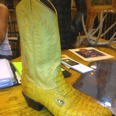 4242ec457e5 22 Best Boots images in 2013 | Alligator boots, Cowgirl boot ...