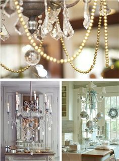 Easy Holiday Decorating Ideas to Add Sparkle to Your Home - Lighting & Interior Design Ideas Blog - Community - LampsPlus.com - Information Center