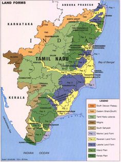 Language map of south asia the world pinterest tamil nadu map gumiabroncs Gallery