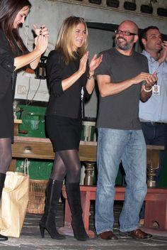 Jennifer Aniston Photos - Celebrities Attending 9th Annual 24 Hour Plays - Zimbio