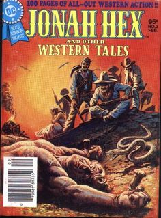 jonah hex and other western tales no 3